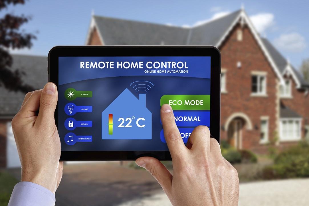 Smart home – Leben im Alter