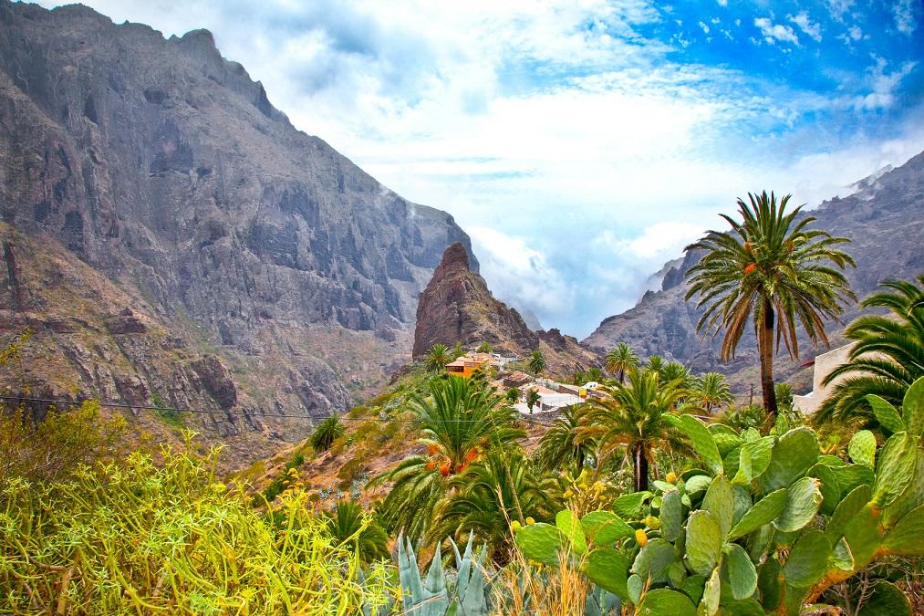 Atlantikparadies Kanarische Inseln
