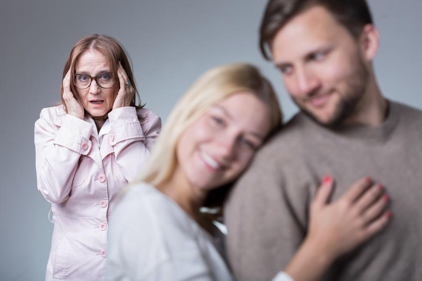 Nicht einfach: Schwiegermutter sein!